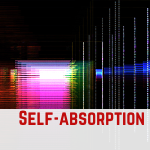 self-absorption